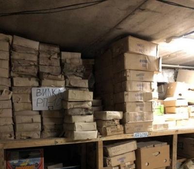СБУ викрила постачальників до Росії військових товарів: продукцію передавали бойовикам на Донбас