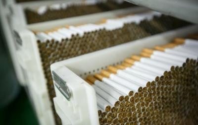 Уряд хоче підвищити акцизи на сигарети на 30,8%