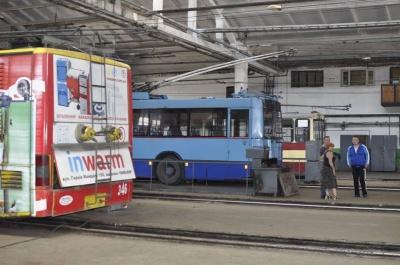 Стало відомо, хто може стати начальником тролейбусного управління у Чернівцях