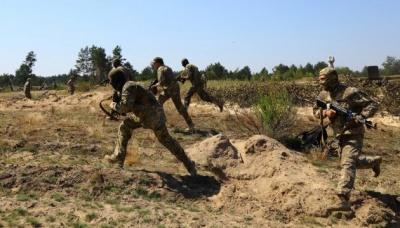 Українські військові взяли під контроль хутір поблизу Золотого
