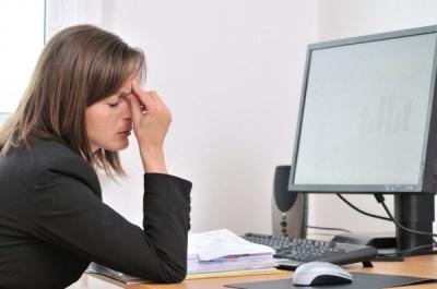 Як робота за комп'ютером впливає на наш зір - дослідження
