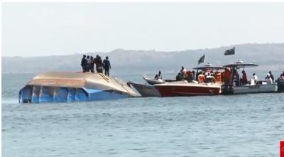 Неймовірна історія порятунку: у Танзанії знайшли чоловіка через два дні після затоплення порому