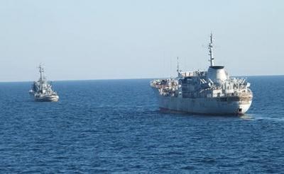 ЗМІ: Україна переводить кораблі ВМС в Азовське море