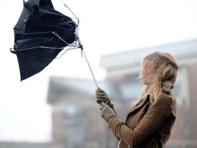 На понеділок, 24 вересня, оголосили штормове попередження