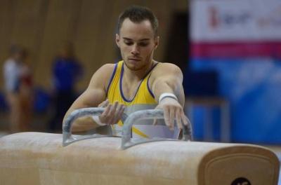 Гімнаст Верняєв виграв золоту та срібну медалі World Challenge Cup