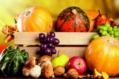 Як потрібно харчуватися восени: корисні поради