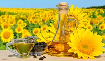 В Україні виробляють все менше соняшникової олії