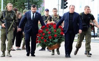 """СБУ опублікувала переговори ватажків бойовиків, які борються за владу у """"ДНР"""""""