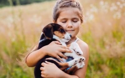Супрун розвіяла міф про шкоду домашніх тварин для маленьких дітей