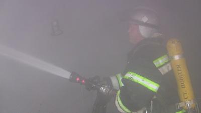 На Буковині через коротке замкнення спалахнув житловий будинок
