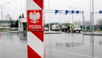 Через страйк на українсько-польському кордоні у чергах стоять 860 авто