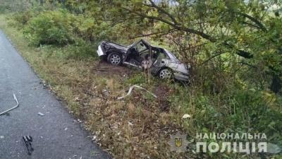 На Буковині зіткнулися мікроавтобус і легковик: один із водіїв у лікарні