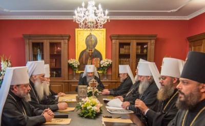 УПЦ МП вимагає, щоби константинопольські екзархи покинули Україну