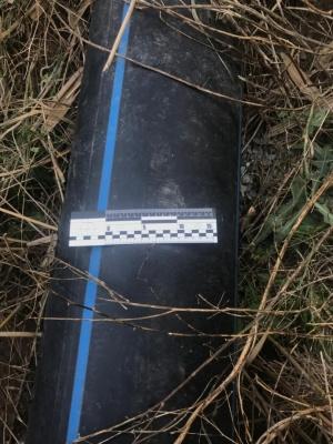На Херсонщині викрили незаконний водогін до окупованого Криму