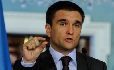 Клімкін: Україна вишле угорського консула
