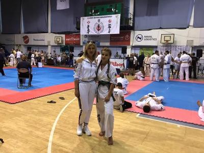 Юна каратистка з Буковина змагатиметься за титул чемпіона світу