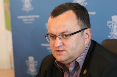 Депутати Чернівецької міськради виключили з виконкому Каспрука