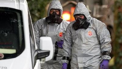 Британська поліція встановила третього підозрюваного в отруєнні Скрипалів