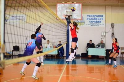 Буковинські волейболістки вибороли друге місце