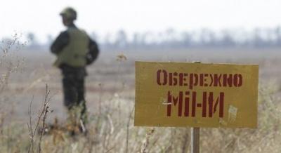 Бойовики повідомили про загибель трьох дітей від вибуху міни