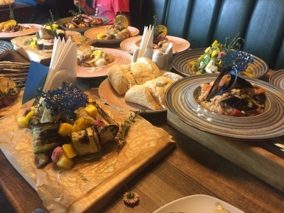 У Чернівцях в ресторані презентують середземноморську кухню