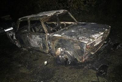 Спалила авто через ревнощі: на Буковині засудили жінку, яка хотіла помститись екс-чоловіку