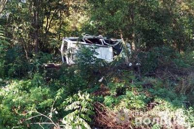 Злетів у кювет і перекинувся: у ДТП на Прикарпатті загинув водій із Чернівців