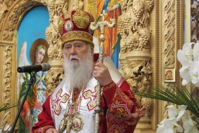 Патріарх Філарет: Томос може бути прийнятий 9-11 жовтня