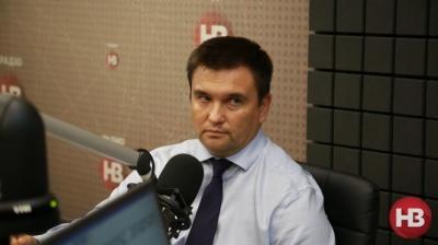 Клімкін спростував намір РФ обміняти Сенцова