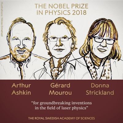 Вручили цьогорічну Нобелівську премію з фізики