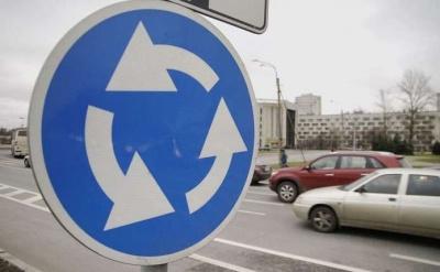 Чернівчани пропонують облаштувати кільцевий рух на розі Винниченка, Руської та Фастівської