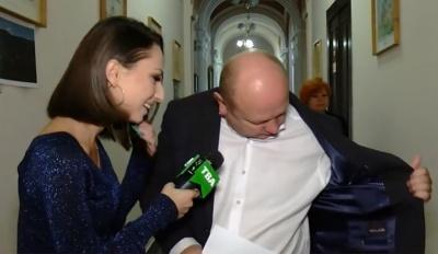 Продан купив піджак на «Трембіті», а Бешлей - на Калинці: депутатів спитали про їх смаки в одязі