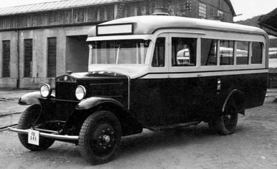 Муніципальні автобуси: у мережі показали міський транспорт Чернівців 30-х років