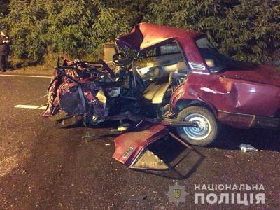 У поліції розповіли деталі трагічної ДТП із «Жигулями» на Буковині