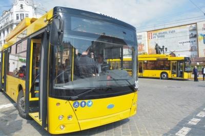 Громадський транспорт майбутнього в Чернівцях. Бути чи не бути? (новини компанії)