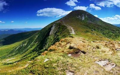 На найвищій горі України запустили 3G-інтернет