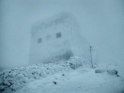 У Карпатах випало півметра снігу
