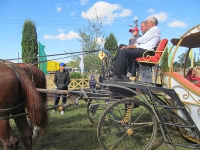 Відбувся обласний аграрний ярмарок «Буковинська осінь – 2018»