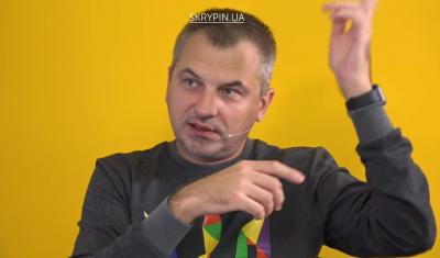 До Чернівців з лекцією про незалежні медіа приїде Роман Скрипін