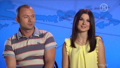 Кохання на виживання: подружжя буковинців перевірило свої стосунки в популярному телешоу