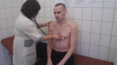 У Путіна заявили, що Сенцов написав заяву про припинення голодування