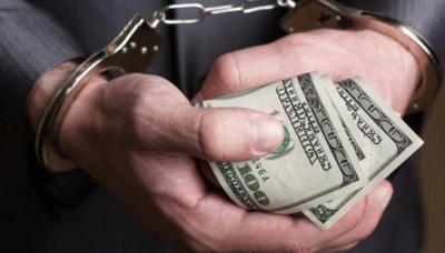 Посадовця ГПУ затримали на хабарі в 15 тисяч доларів