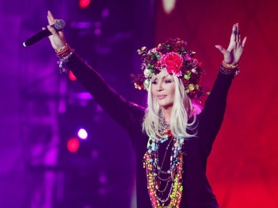 Українська співачка розповіла про секс по телефону з чоловіком