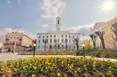 День міста: програма святкових заходів у Чернівцях