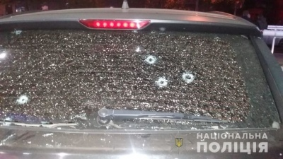 В Одесі стріляли в активіста Автомайдану
