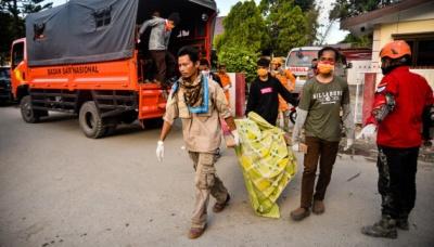 В Індонезії кількість загиблих внаслідок землетрусу сягнула понад 1700 осіб