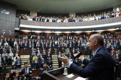 Ердоган: Тема кредитування від МВФ назавжди закрита