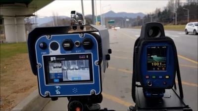 Поліція почала використовувати пристрої для вимірювання швидкості TruCam