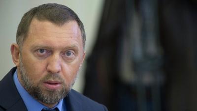 У США заморозили активи російського олігарха Дерипаски