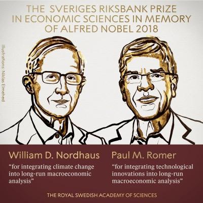 Присудили цьогорічну Нобелівську премію з економіки
